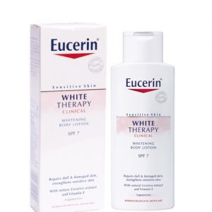 Sữa dưỡng thể Eucerin White Therapy body Lotion SPF7